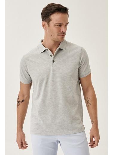 Beymen Business Beymen Business T-Shirt Gri